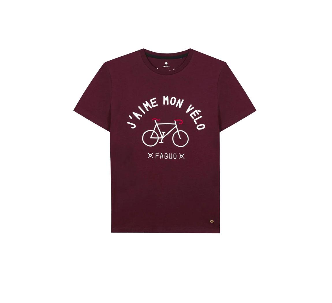 Vêtement T-shirt coton T-shirt Arcy coton recyclé