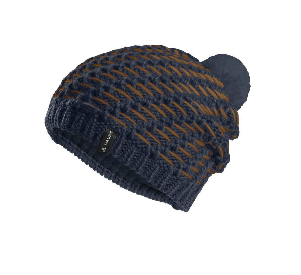 Bonnet mixte avec pompon Valgadena Beanie II
