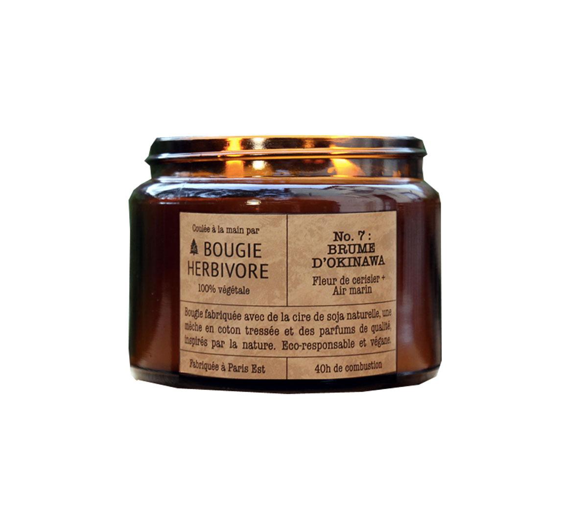 Produit cosmétique Bougie Double Mèche
