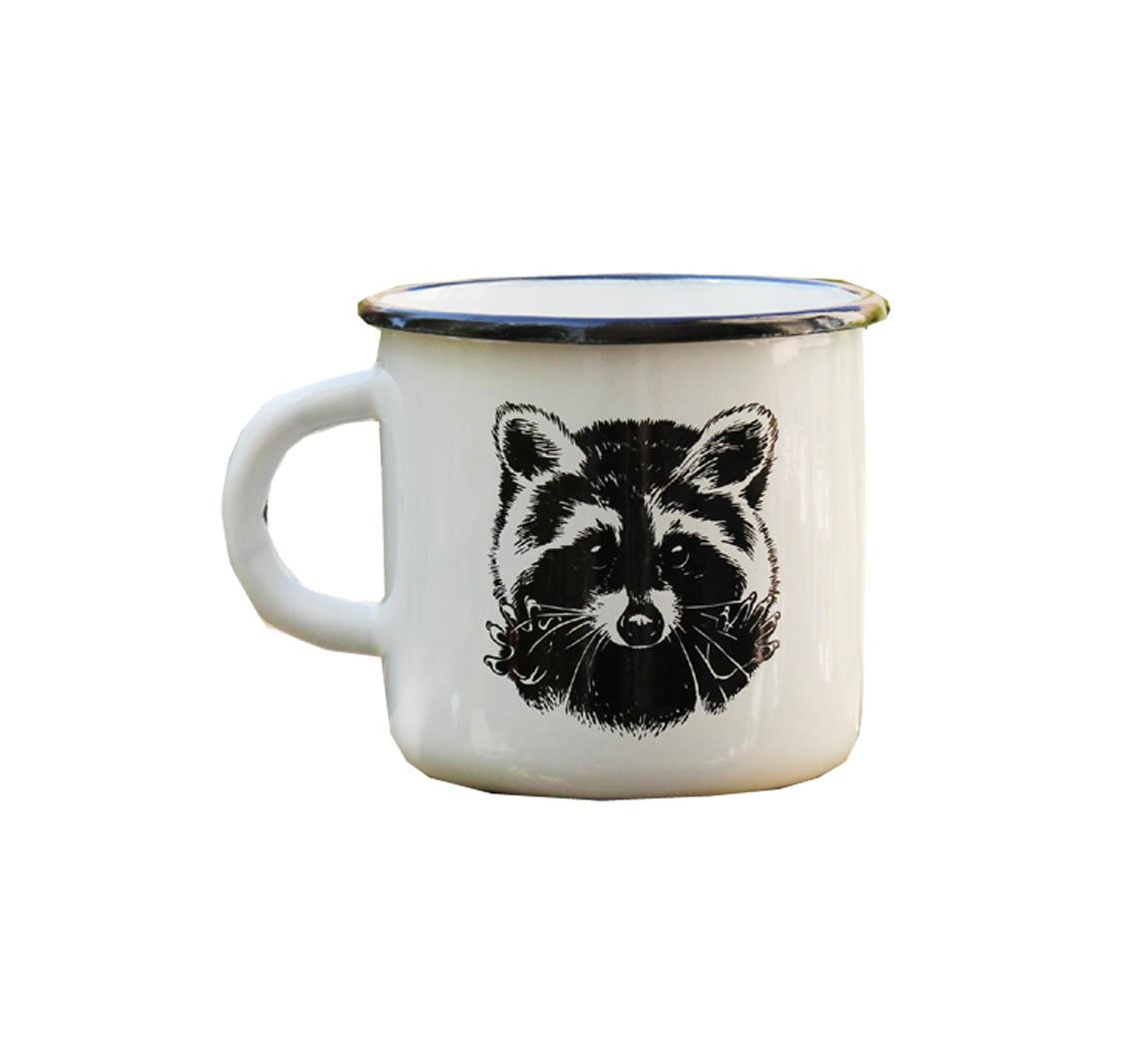 Bougie Mug Mug Bougie Racoon