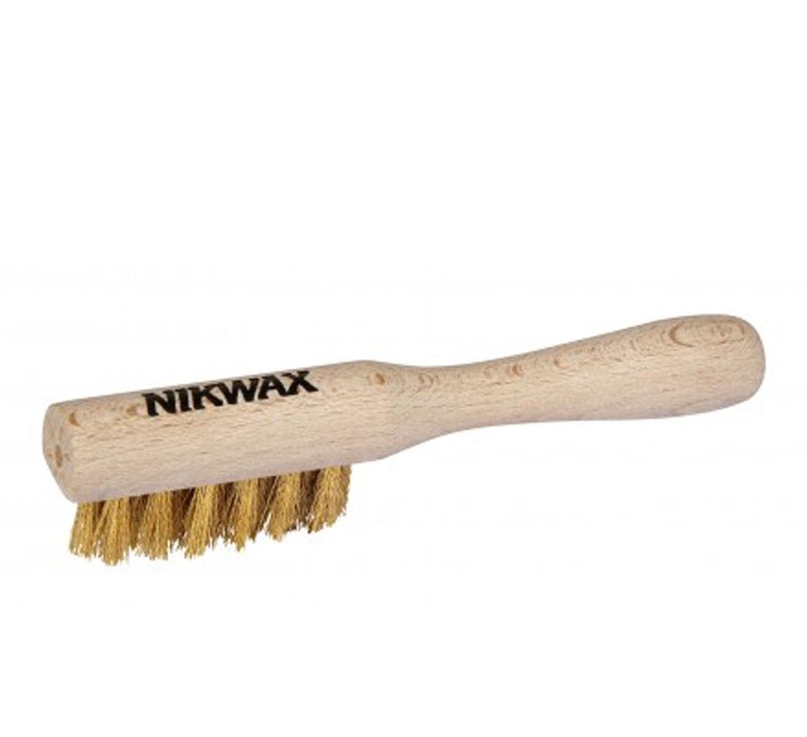 Brosse Nikwax pour chaussure en daim Brosse à daim Nikwak