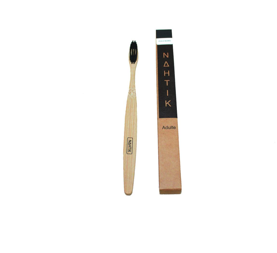 Brosse à dent bambou Brosse a dent bambou