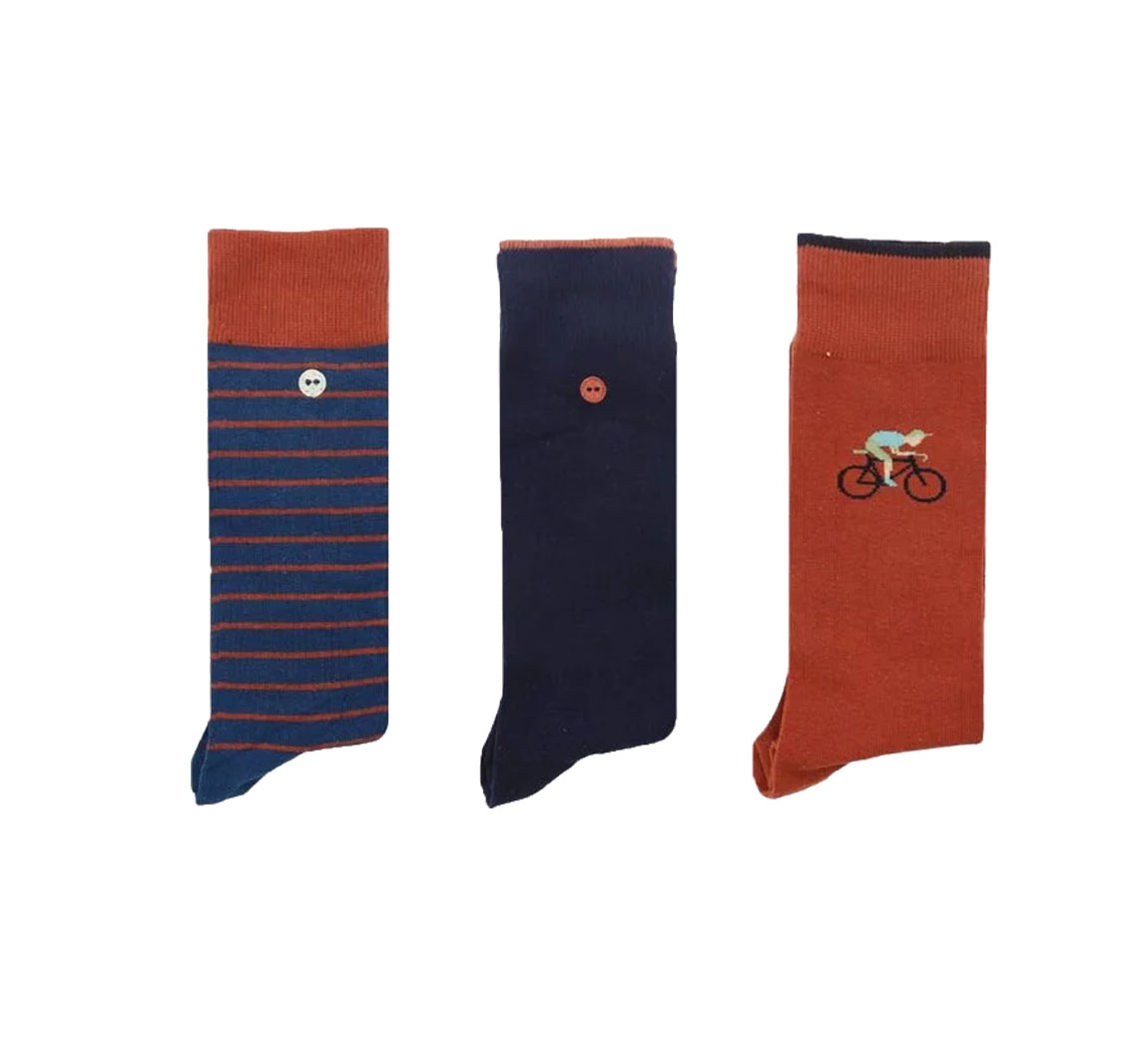 pack 3 chaussettes Pack 3 chaussettes