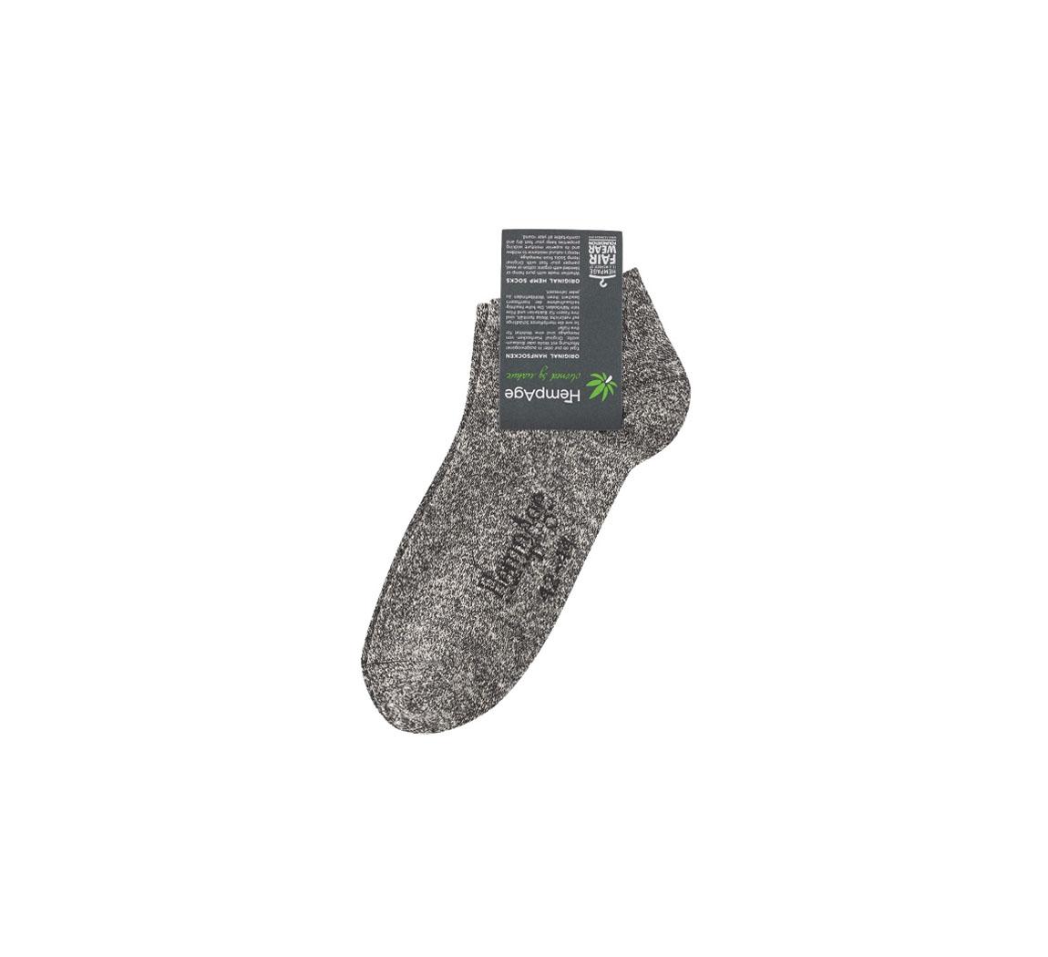 chaussettes basses Sneaker Hemp/OC