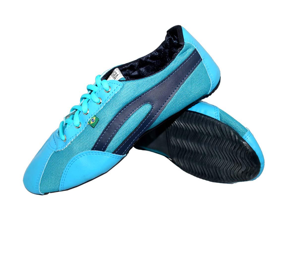 Chaussure Bleue Slim Bleue/Marine