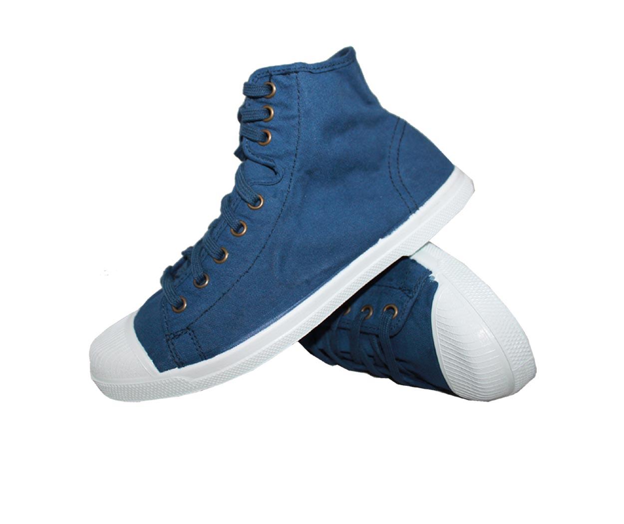 chaussure femme bota sport azul chaussures natural world. Black Bedroom Furniture Sets. Home Design Ideas