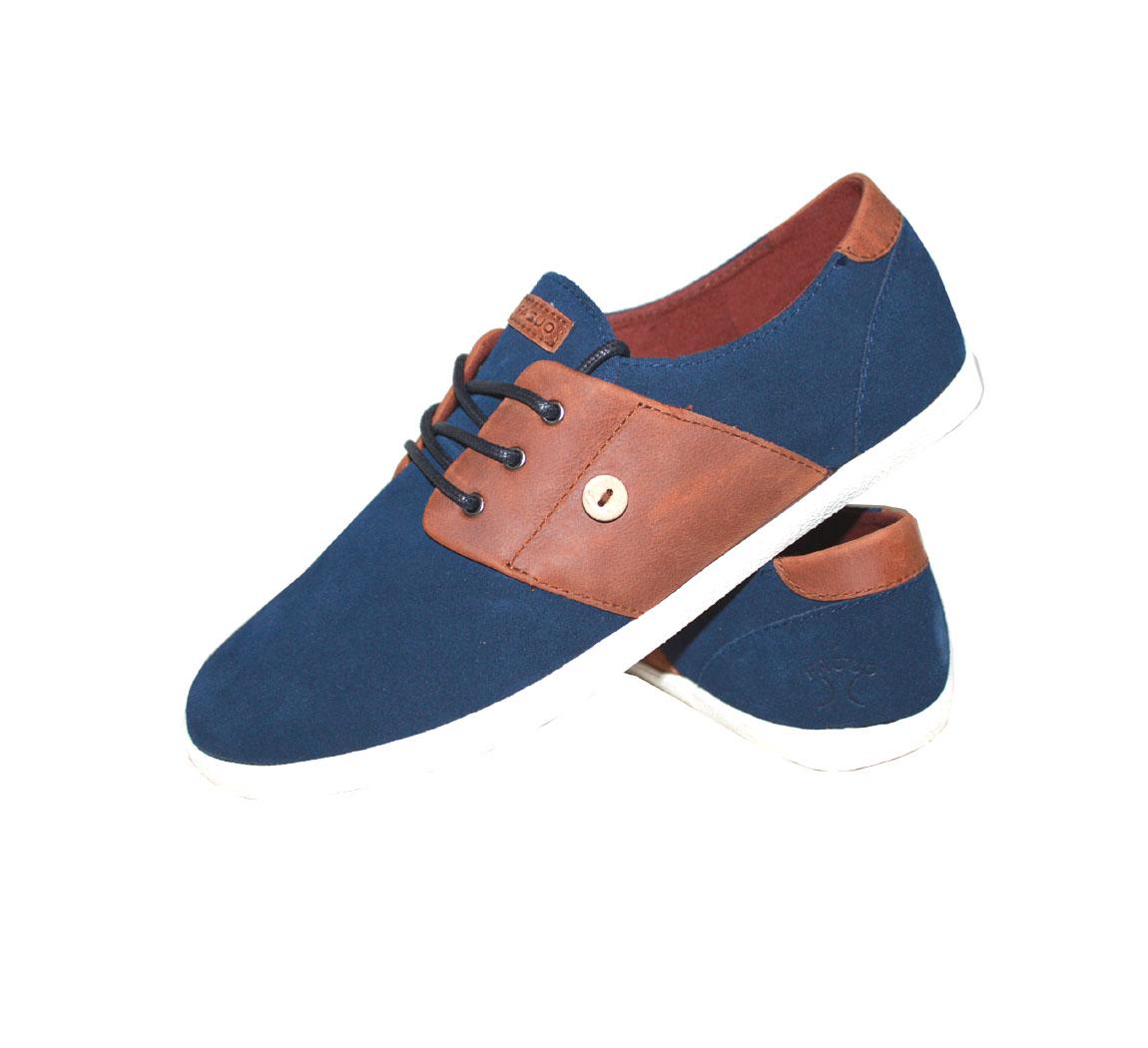 Chaussure Cypress Suede Cuir