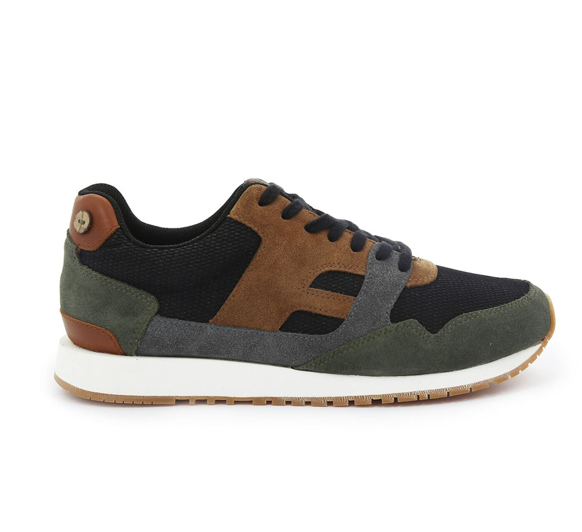 Chaussure Runnings Ivy suede