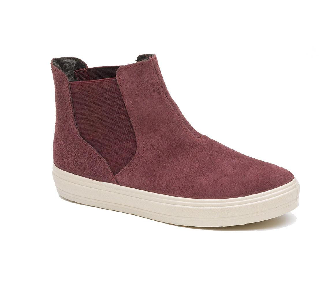 Chaussure femme Bota Elasticos Suede