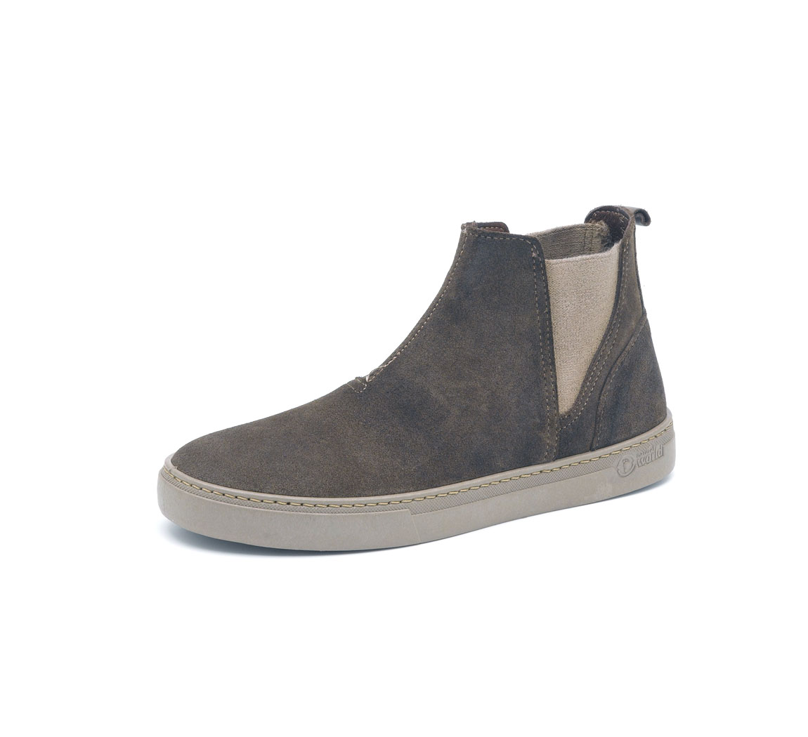Bottine homme en daim Chelsea Elast On Suede