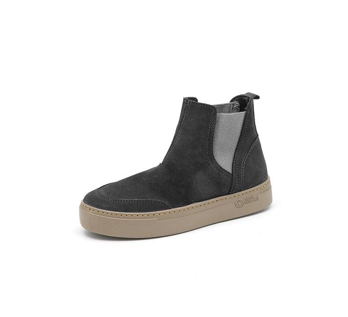 Chaussure femme Chelsea elast suede