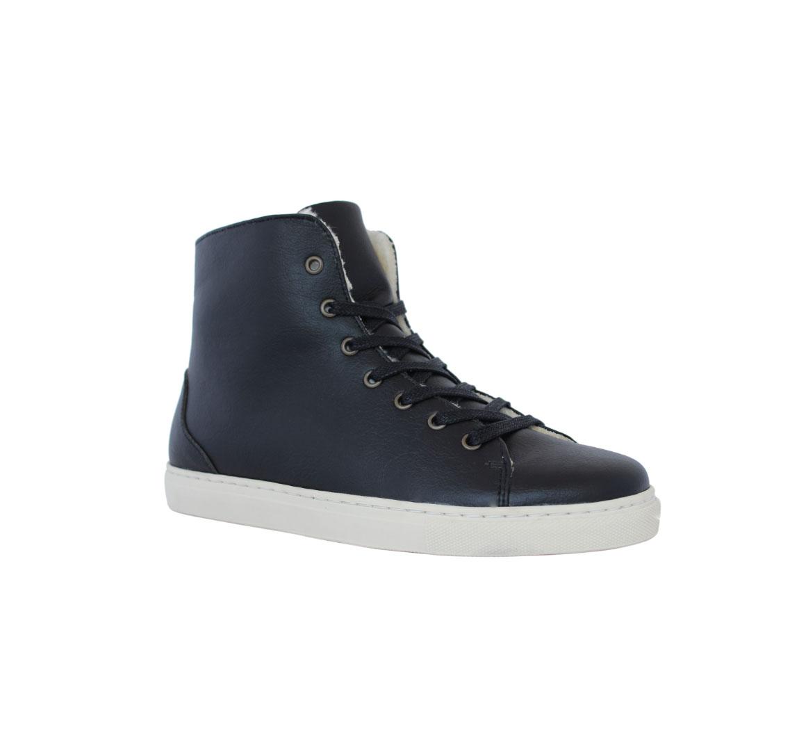 Chaussure montante vegan pour femme Polar Sneakers