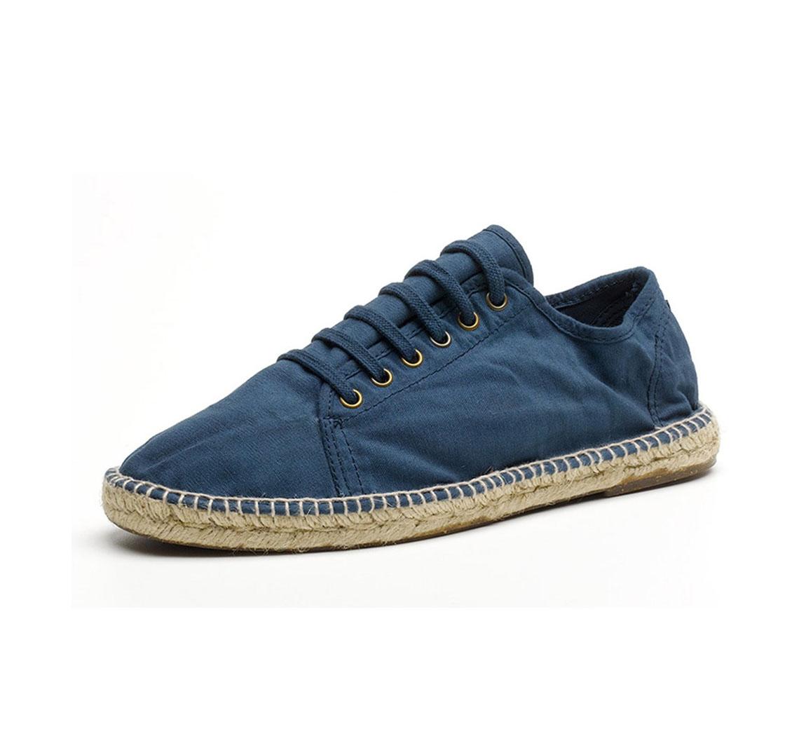 Chaussure homme Espadrille à lacets