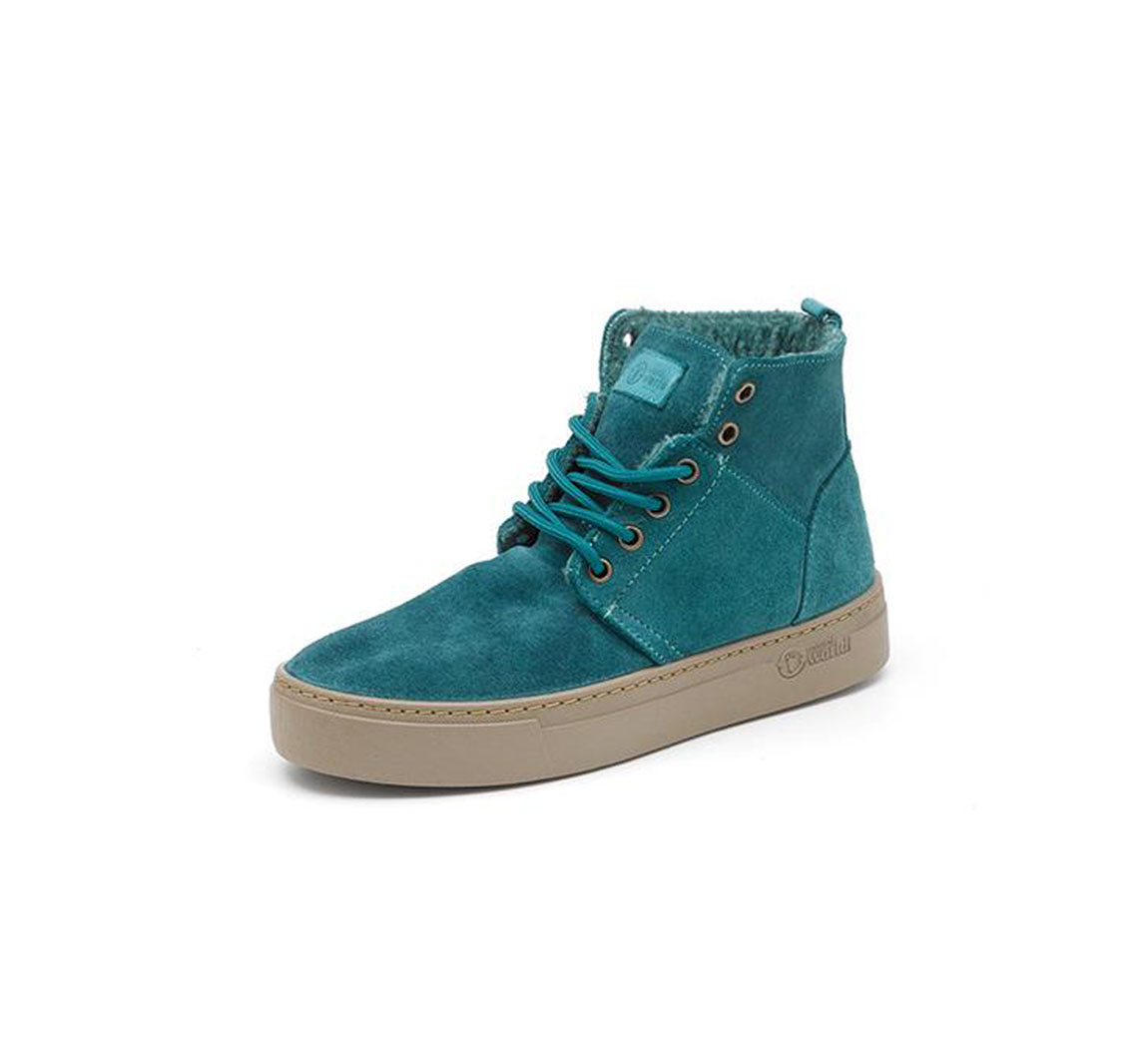 Chaussure femme Bota Eco Suede Wool