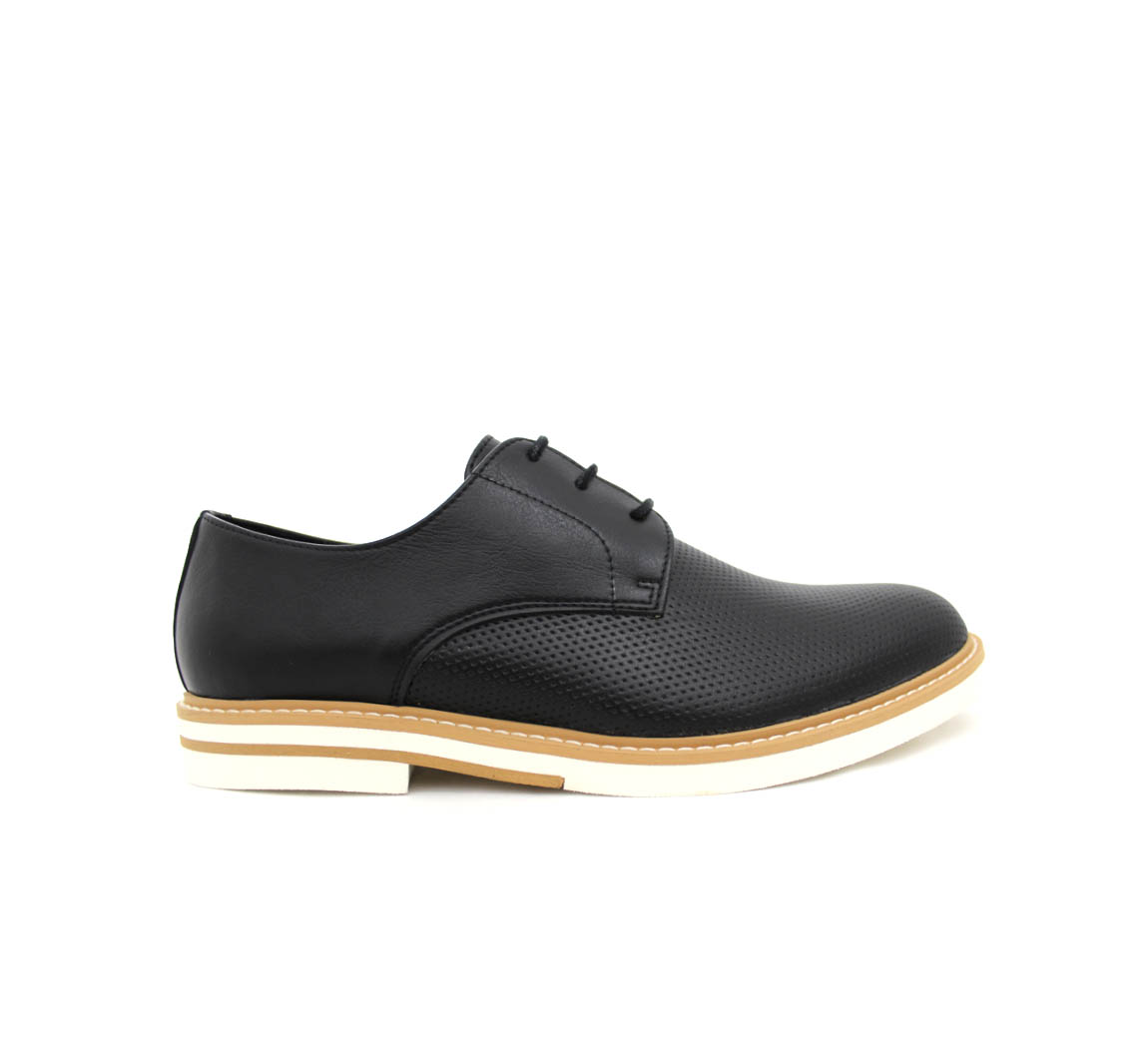 Derby ecologique Perforated Derby Shoes