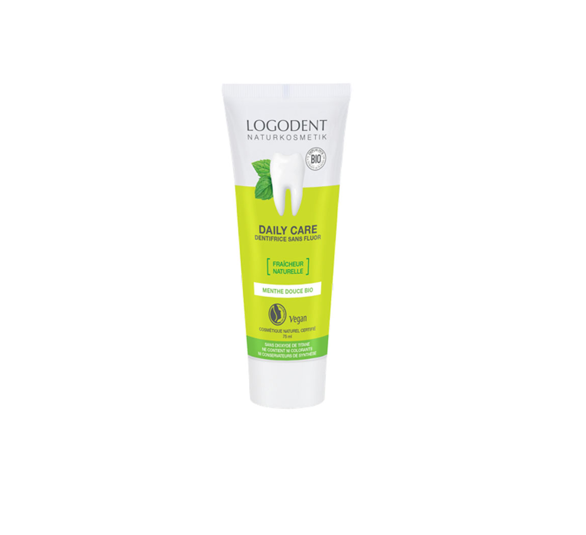 Dentifrice Daily care Logona Dentifrice Daily Care