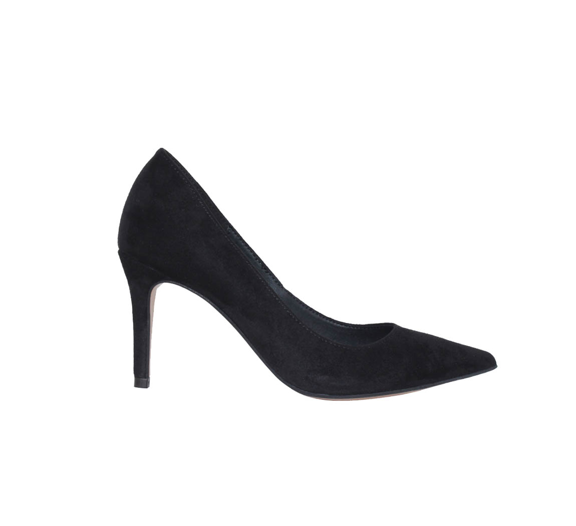 Escarpin vegan noir Pointed Toes Pump