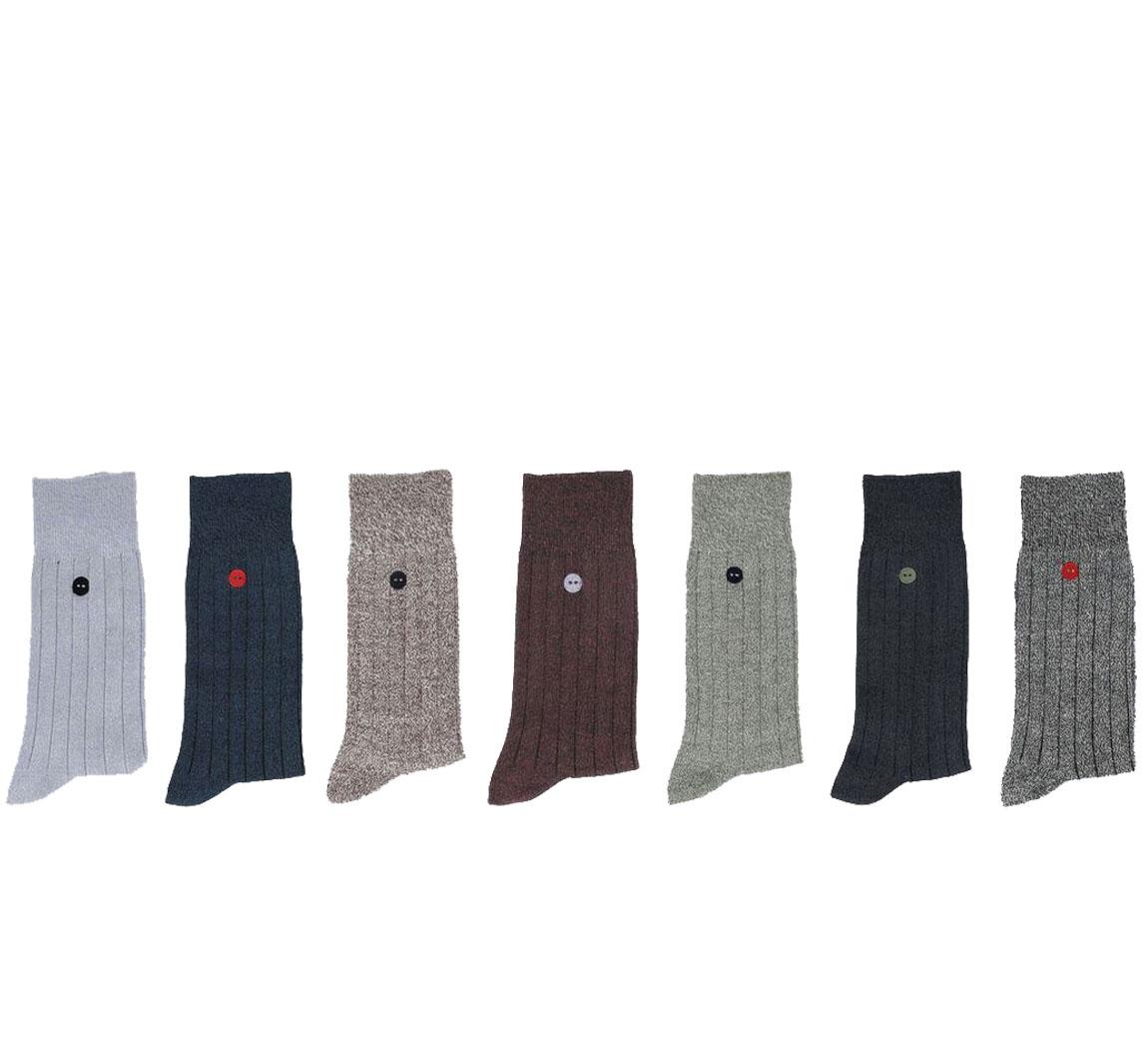 Vêtement Semainier Chaussettes