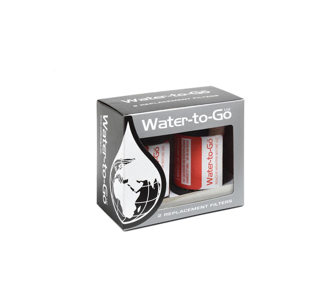 Filtres de remplacement filtres pour gourdes water to go Filtres de remplacement