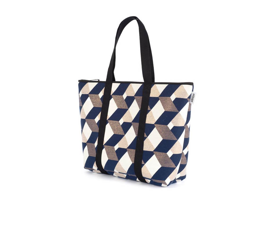 Grand sac shopping en néoprène recyclé Shopping Bag