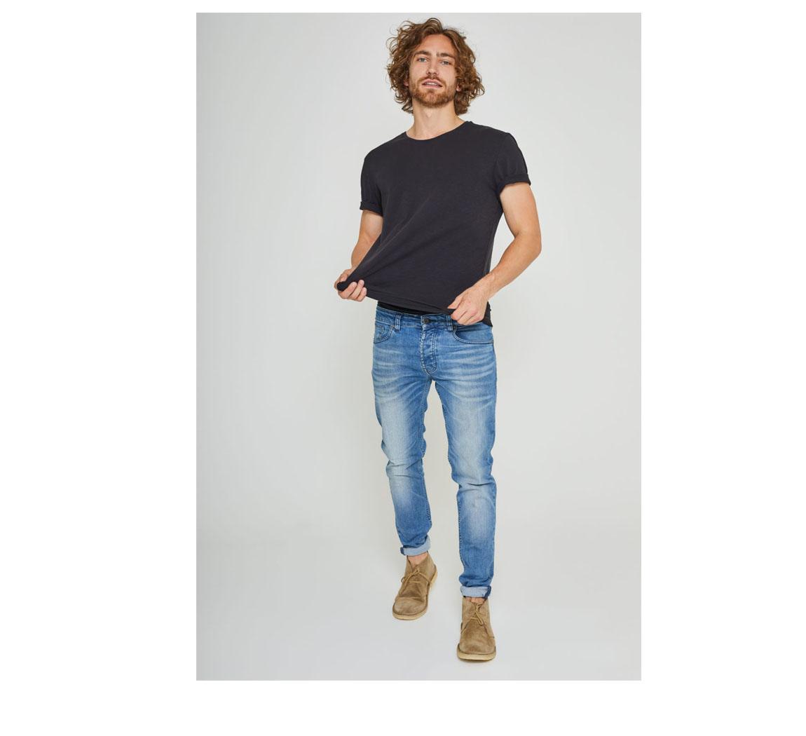 Jean's coton bio homme Jamie Skylar Blue