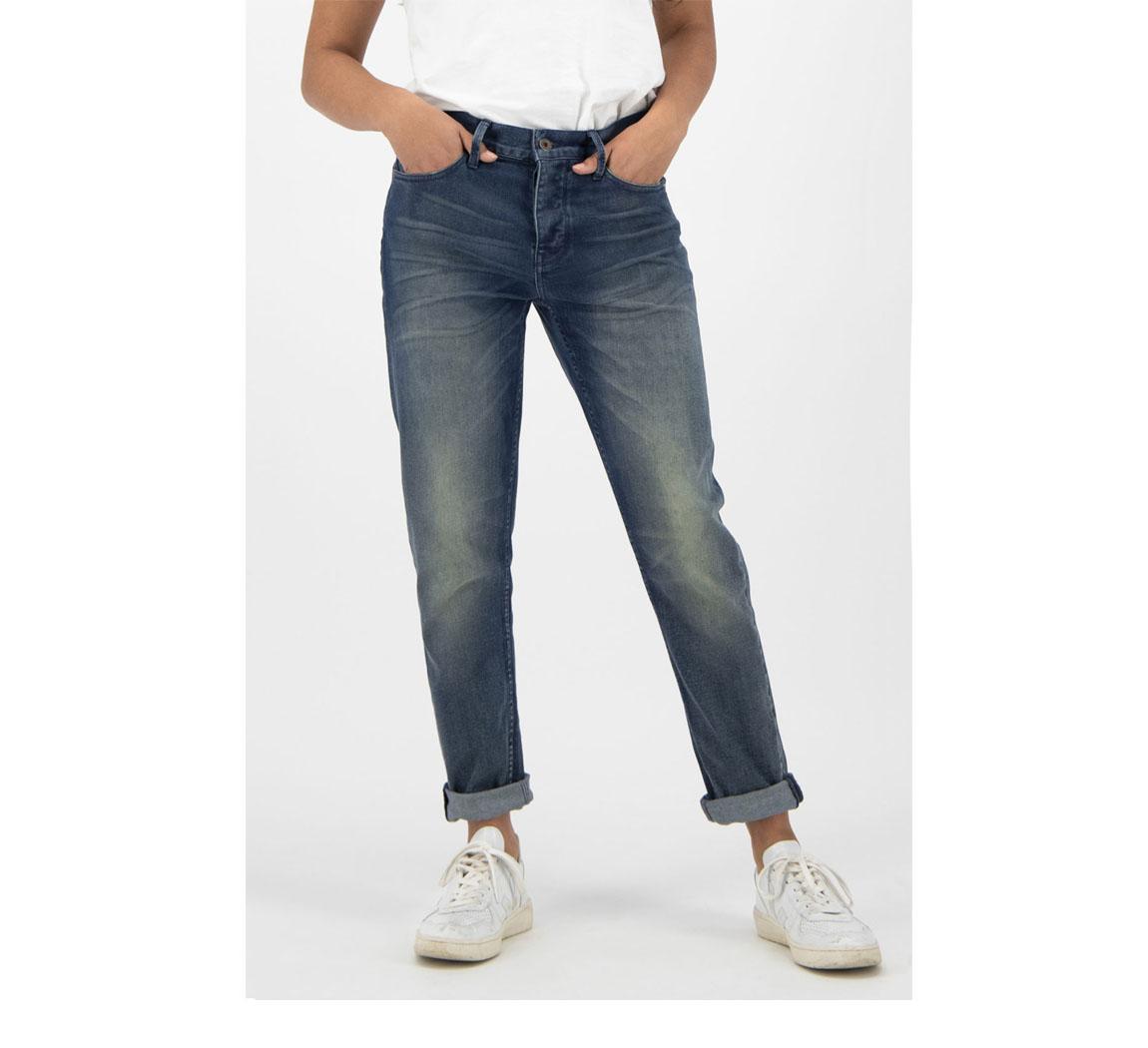 Jeans vegan et recyclé Jenna Boyfriend Sympany