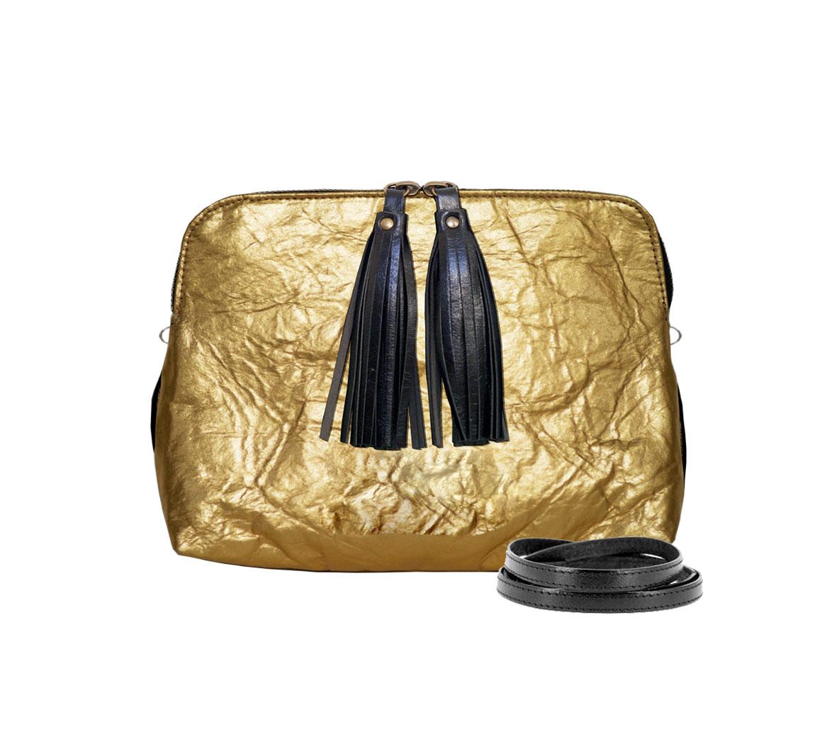 Petit sac en cuir d'anans Petit sac Pinatex Petit Pinatex