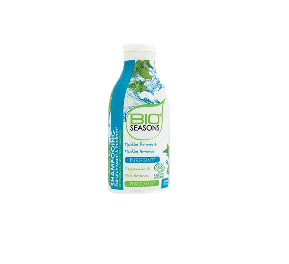 Produit cosmétique Shampoing Bio