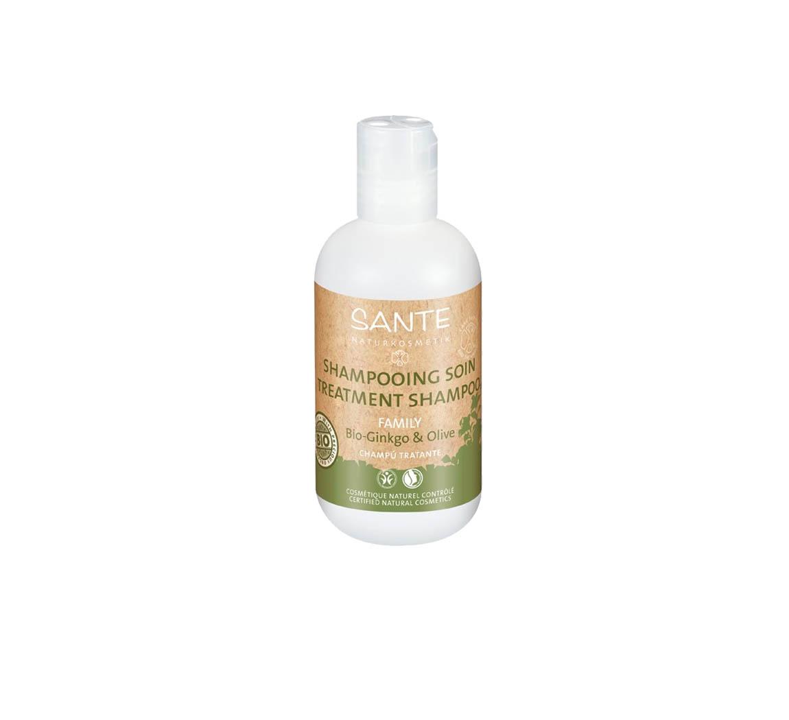 Produit cosmétique Shampoing Sante Naturkosmetik