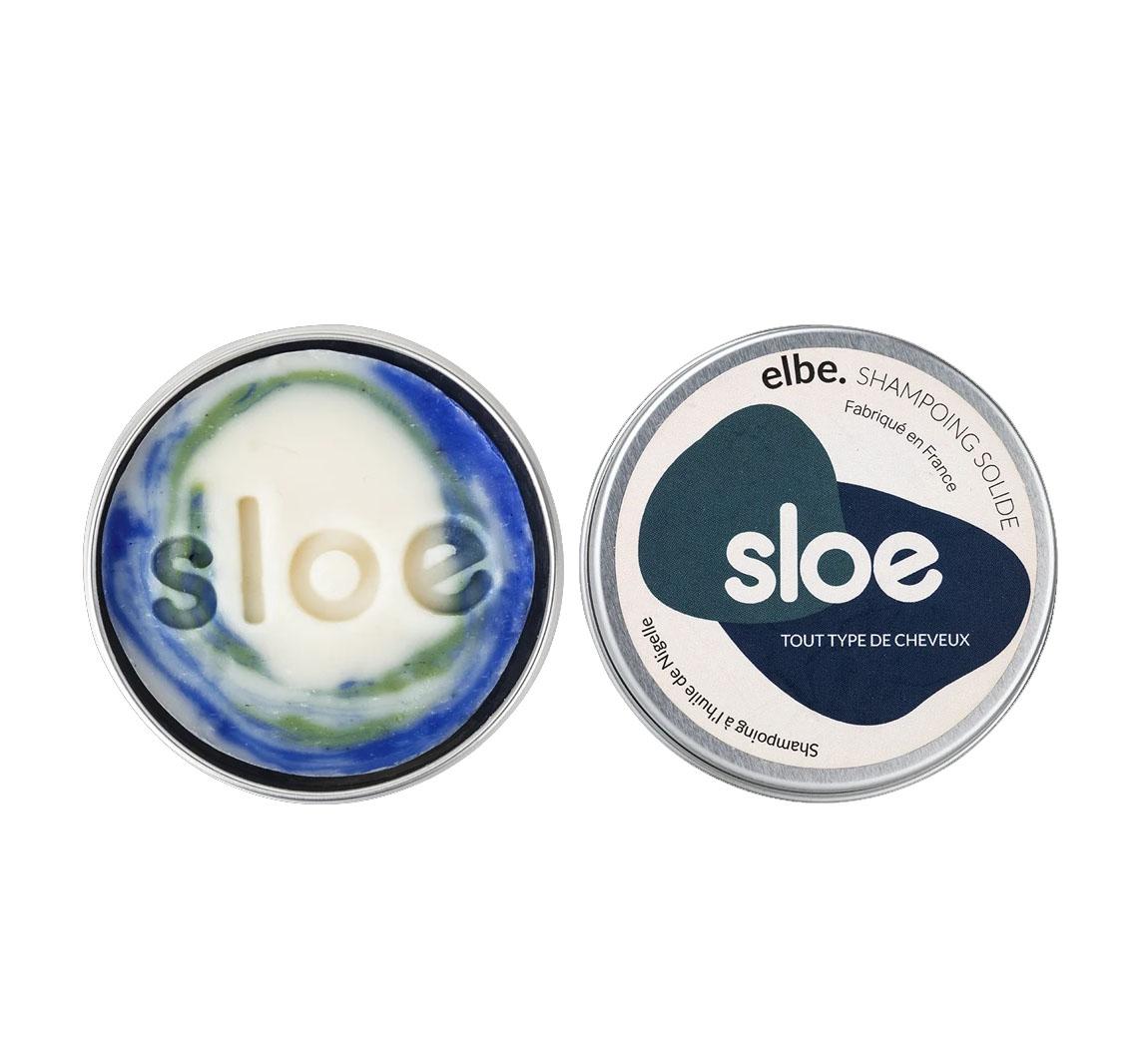 Produit cosmétique Shampoing Solide + boîte