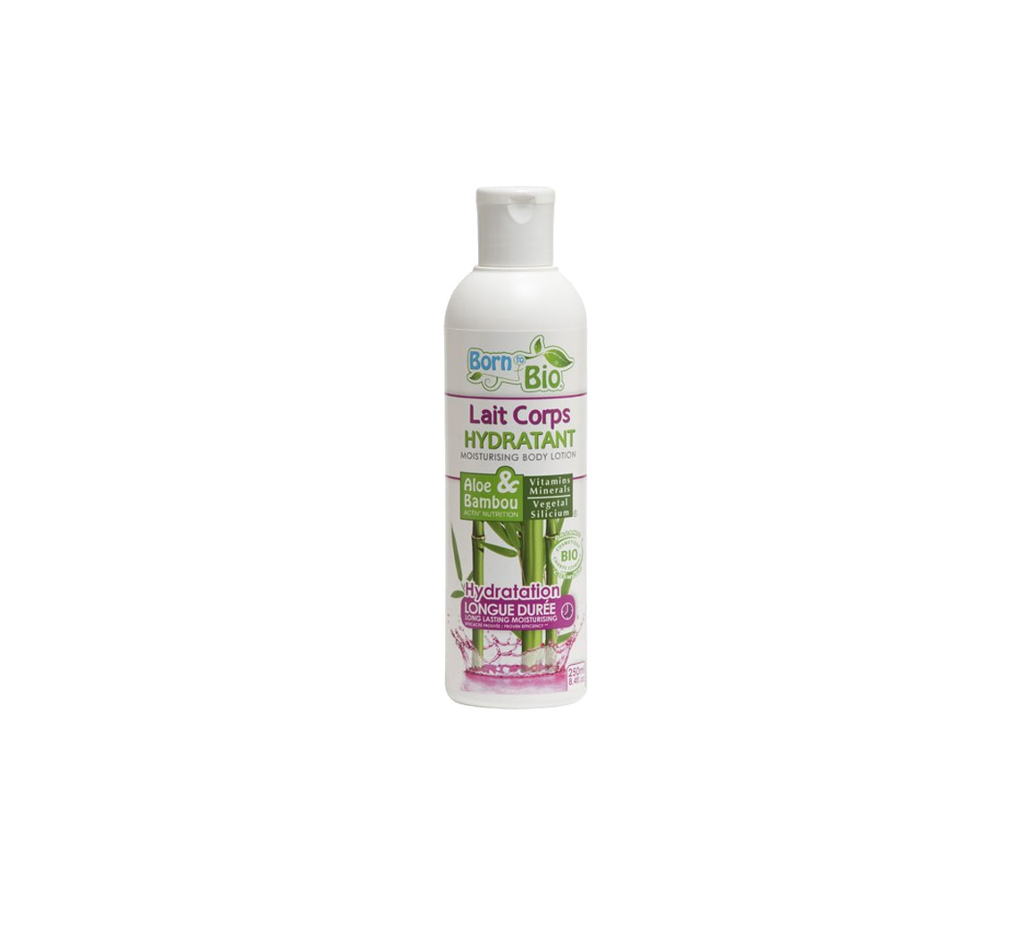Produit cosmétique Lait corporel hydratant