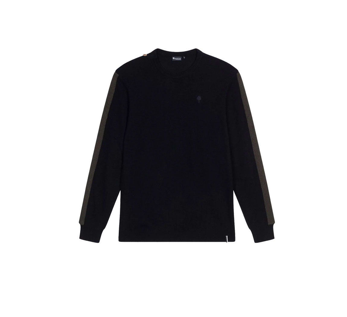 Pull laine merinos faguo Pull Marly