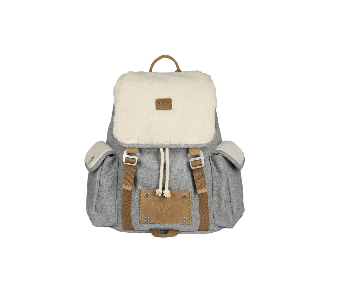 Sac à dos en laine Mountaineer Wool