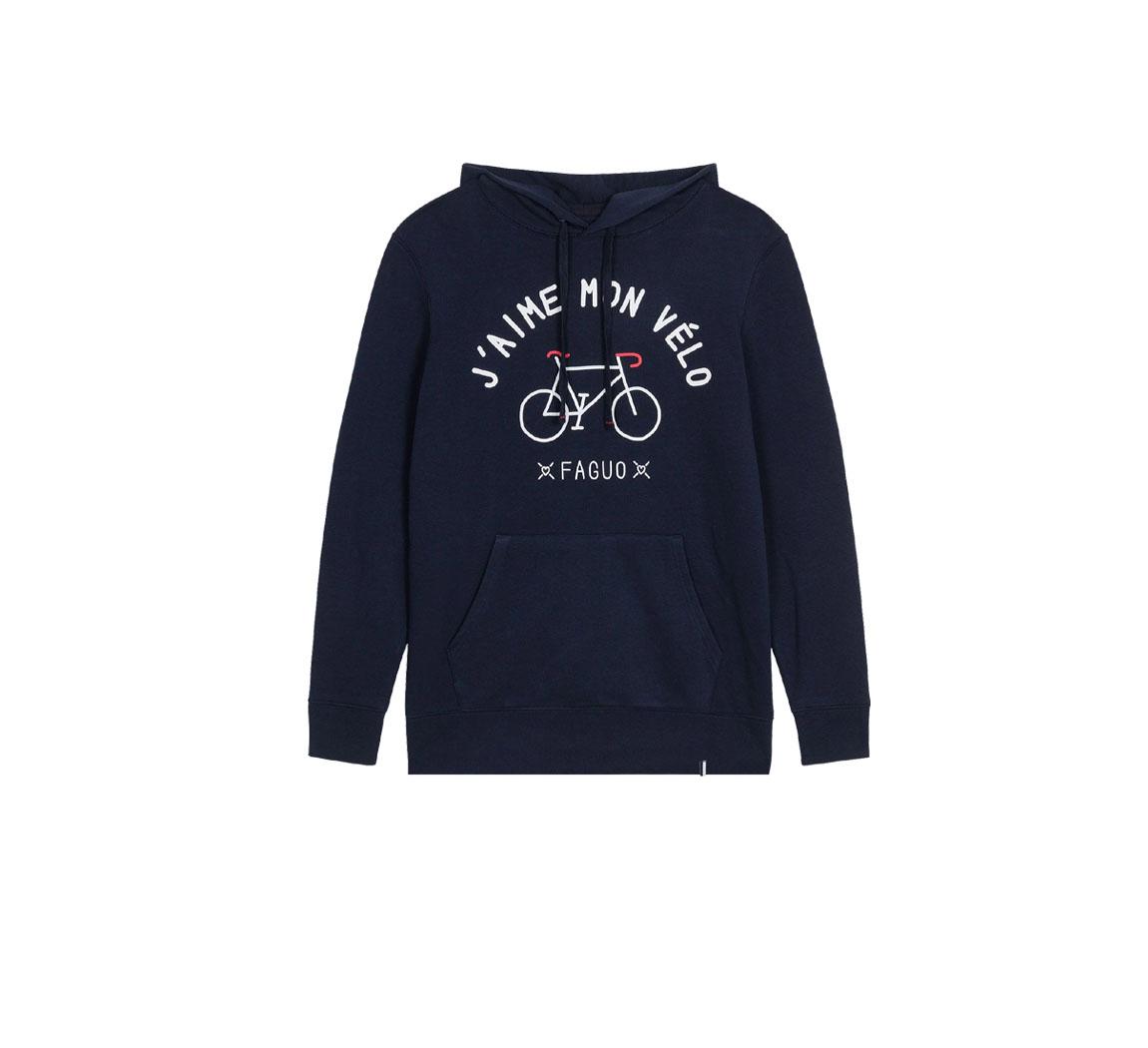 Sweatshirt à Capuche Dirac Sweatshirt à Capuche Dirac