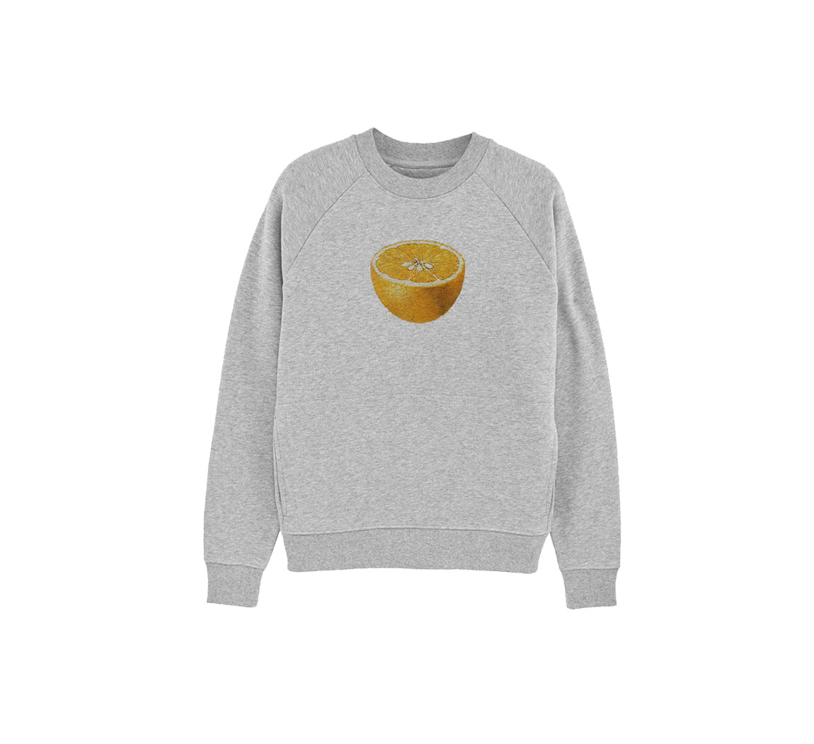 Sweat femme en coton biologique Sweat UT