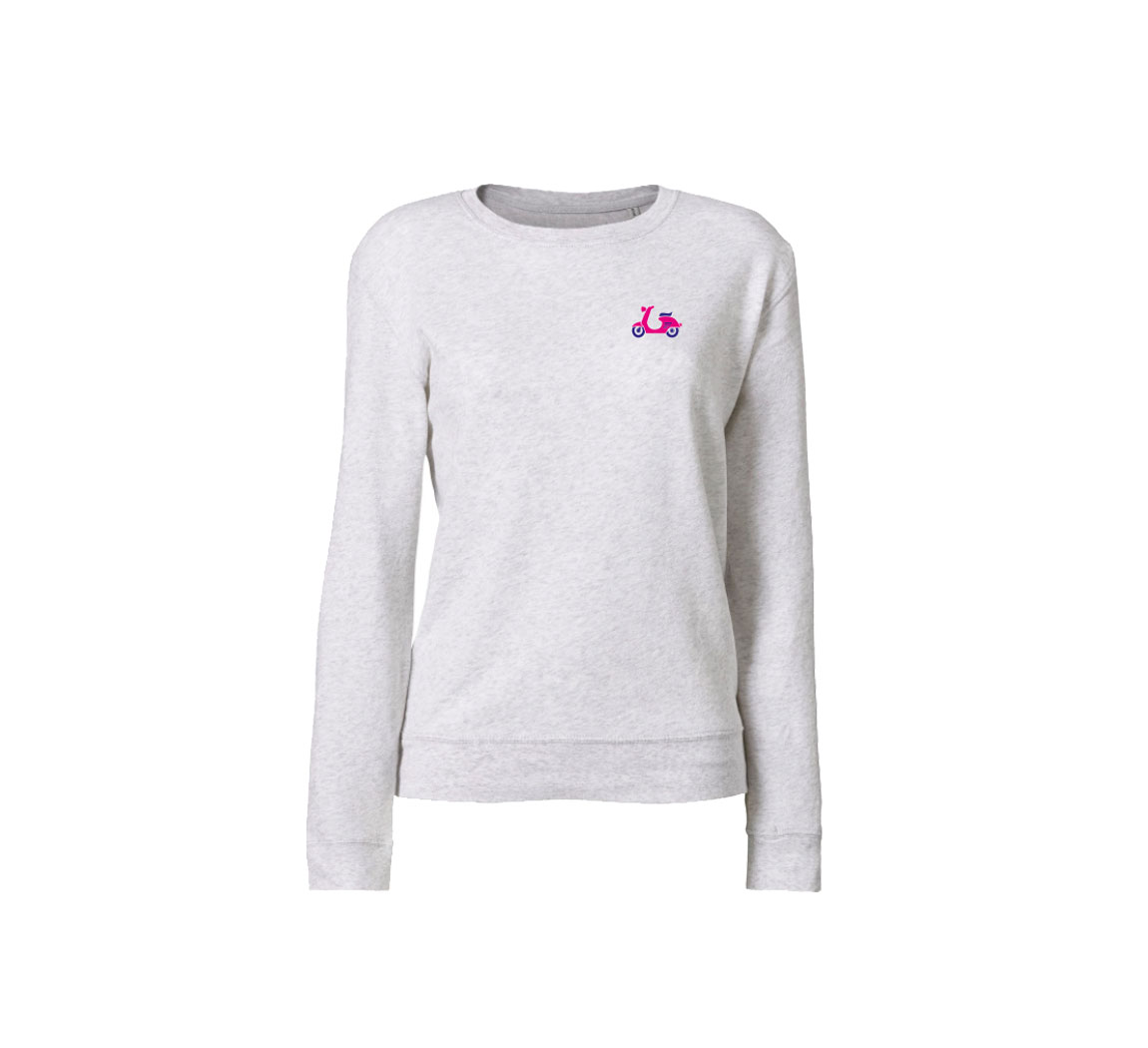Sweat été femme Lightweight Sweat-Shirt