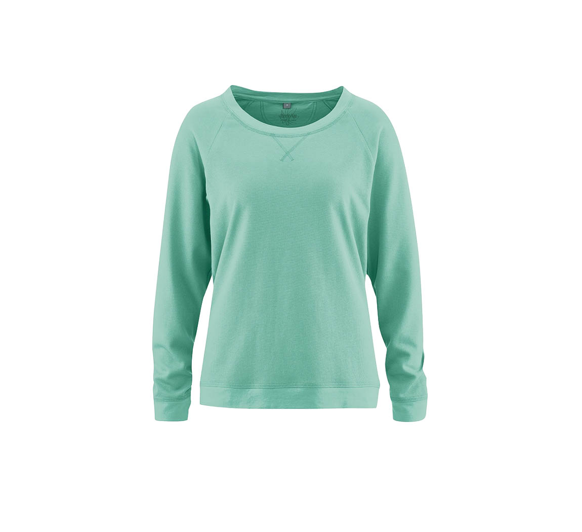 Sweat fin femme en chanvre Sweat Gwen