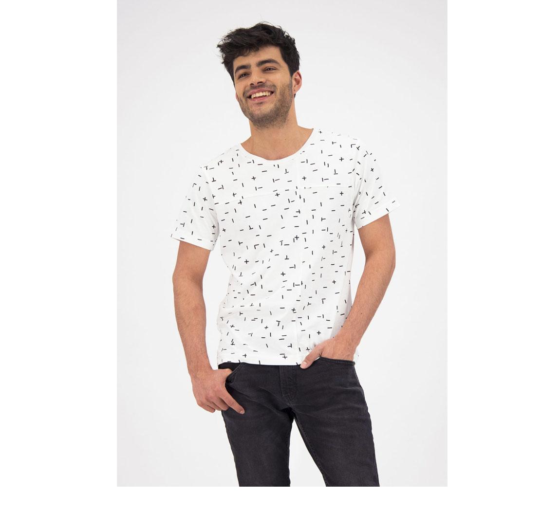 T shirt coton bio T shirt Alan