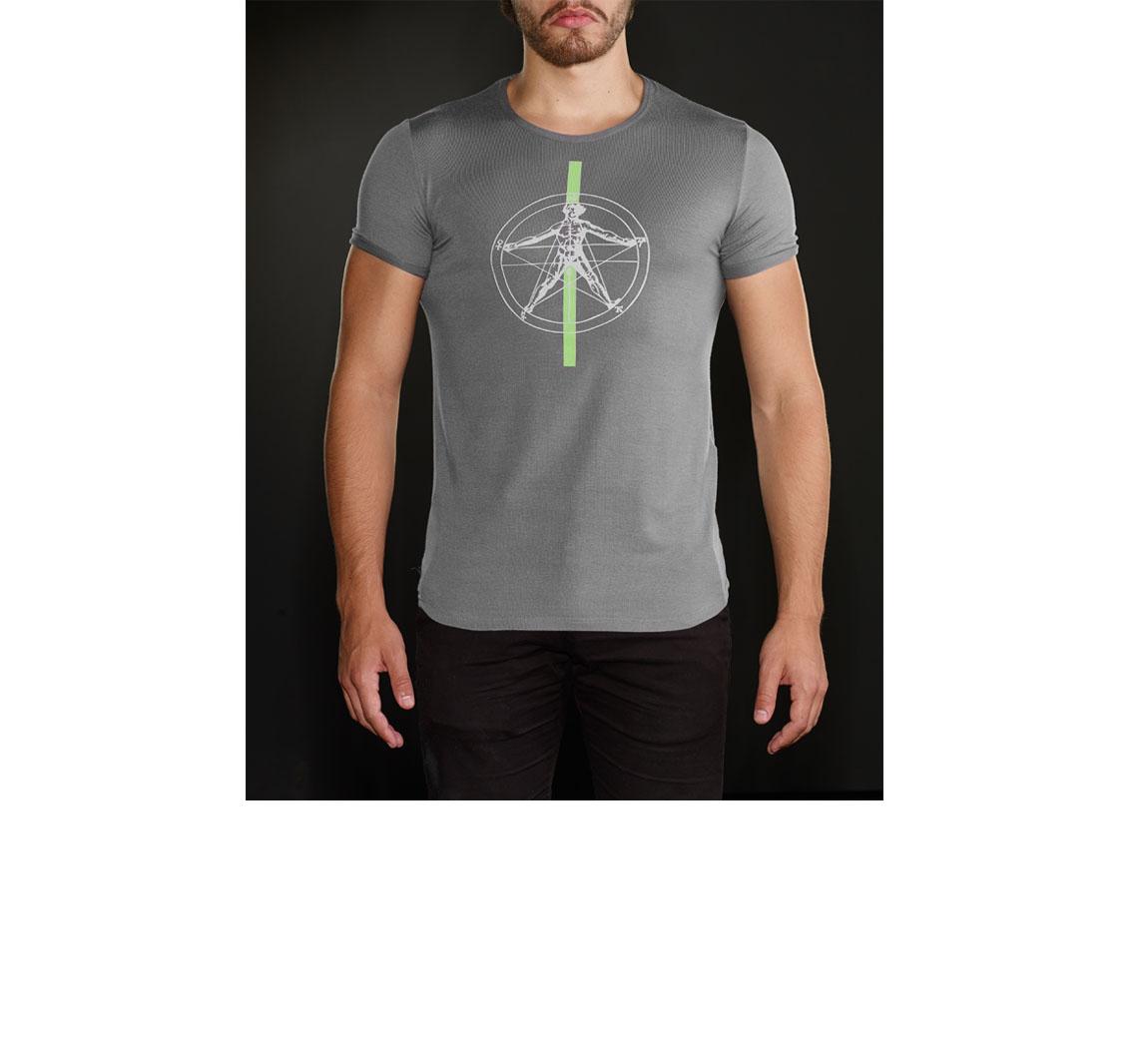 Vêtement T-shirt homme QCDA