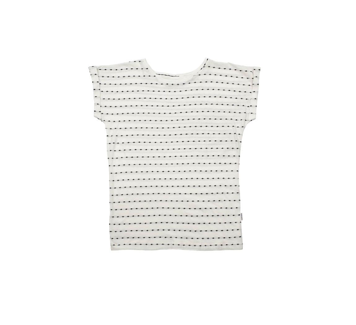 T shirt femme coton biologique T-shirt Visby F