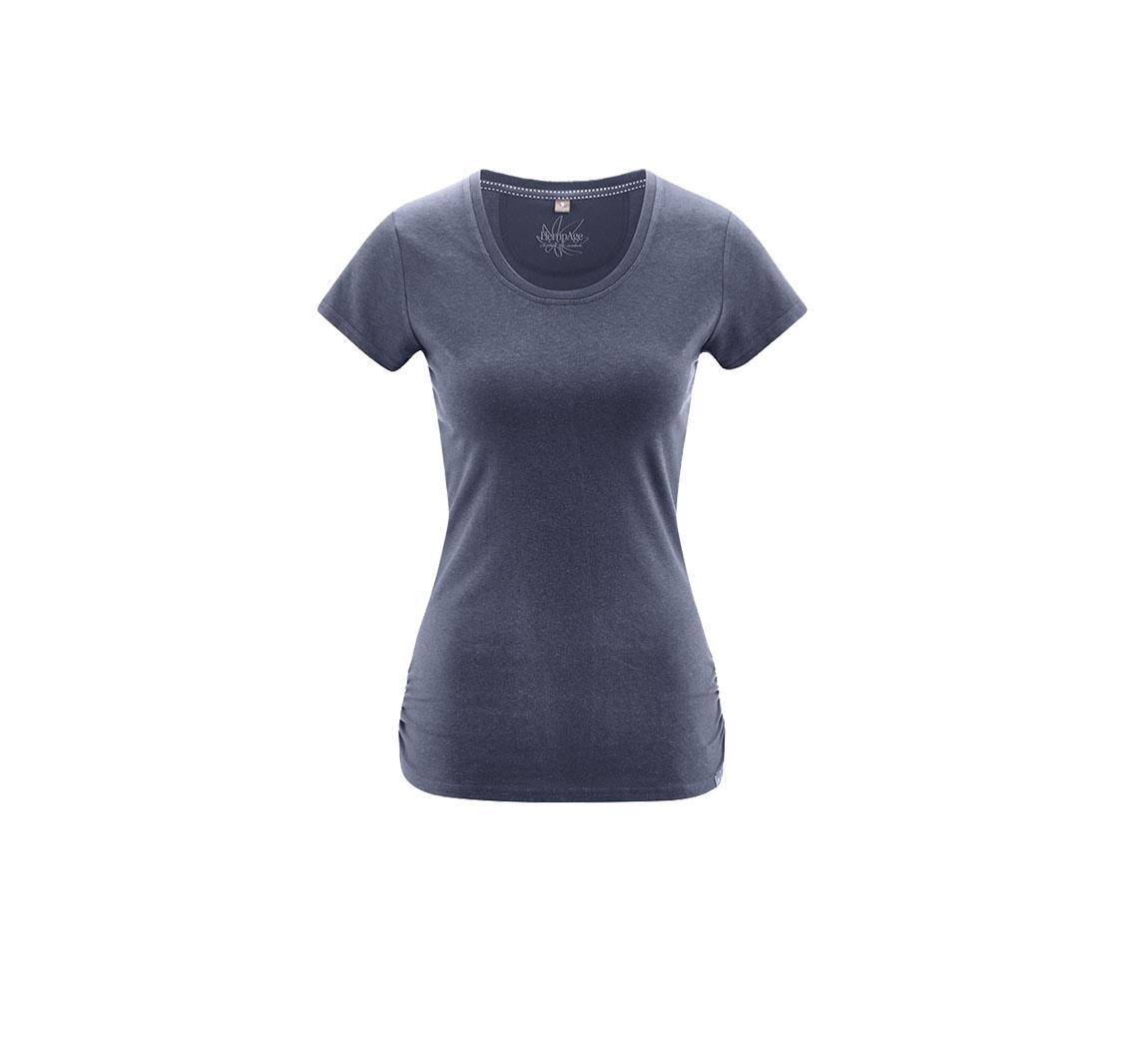 T-shirt femme uni slim fit T shirt Eva