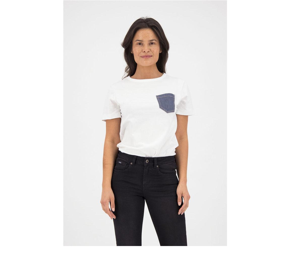 T-shirt Kuyichi T shirt Alex