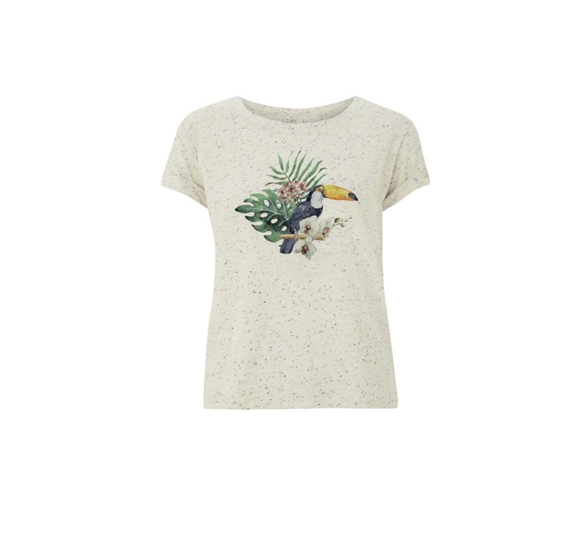 T-shirt Moucheté  T-shirt Moucheté