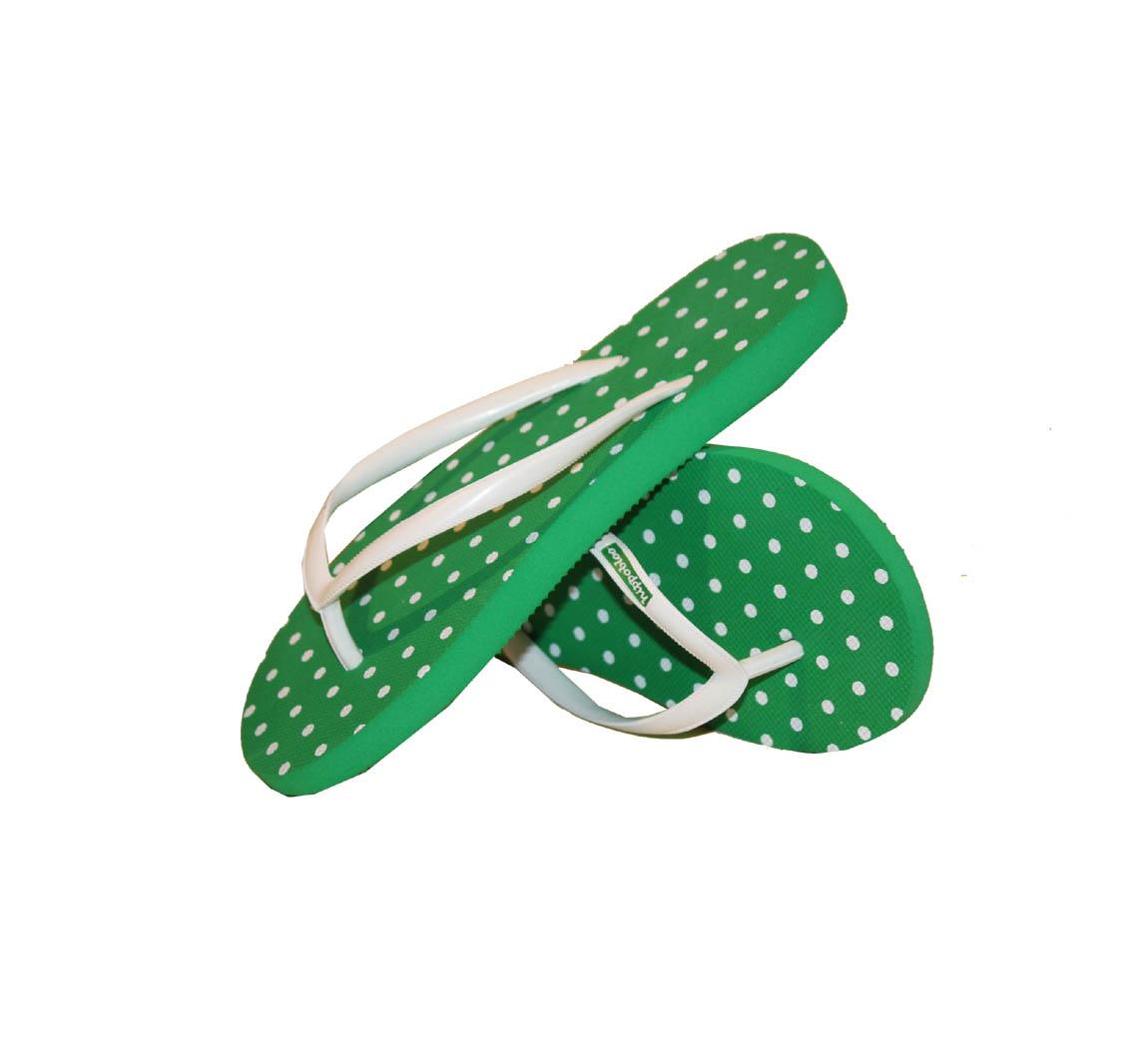 Chaussure Tong en latex végétal