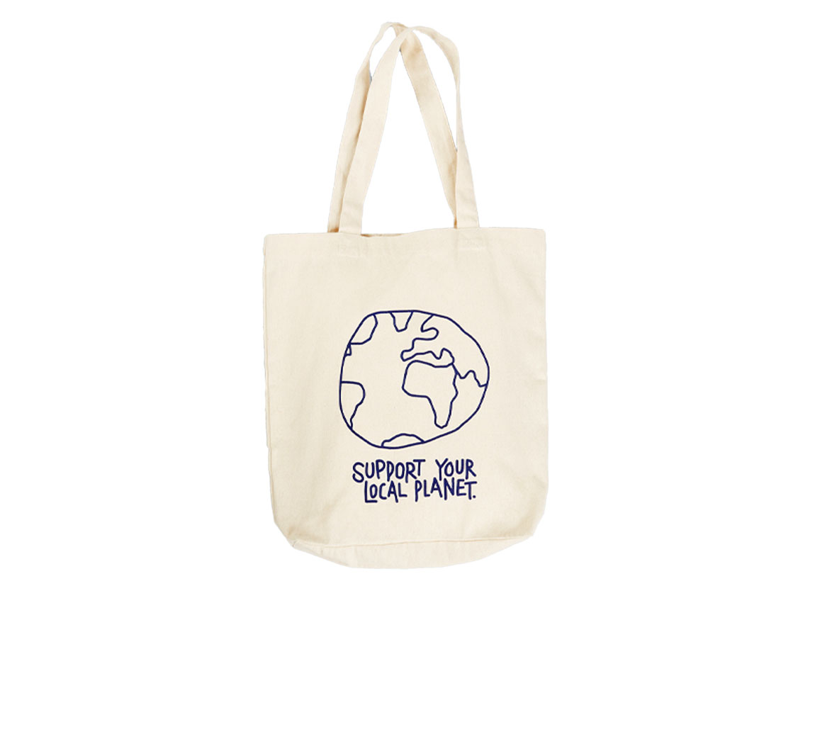 Tote Bag Coton Bio Imprimé  Tote Bag Torekov