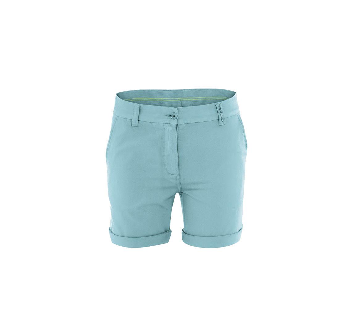 Bermuda femme en coton et chanvre Short Jane