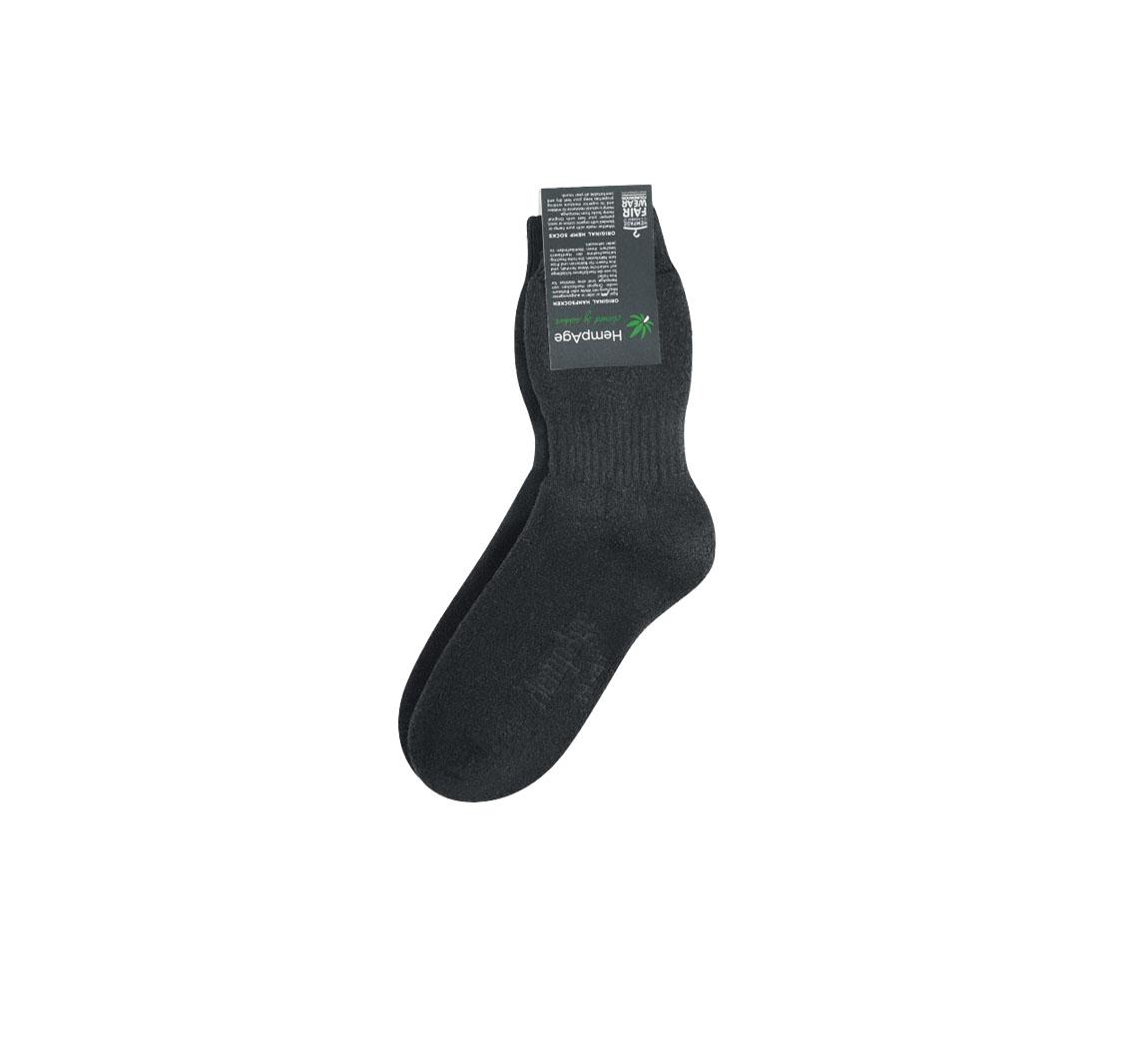 chaussettes mixtes en chanvre Sock Terry