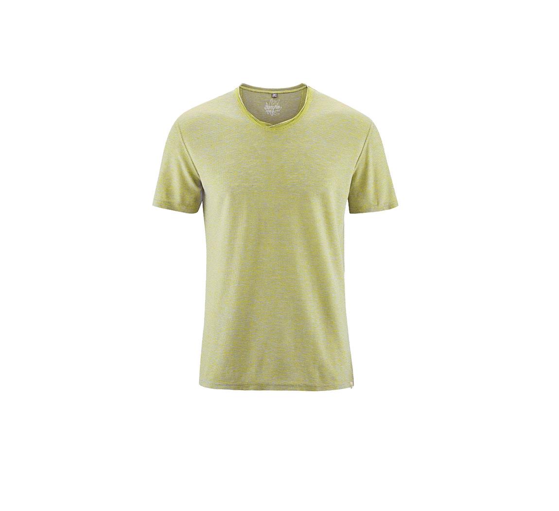 t shirt col v homme T shirt V Kragen