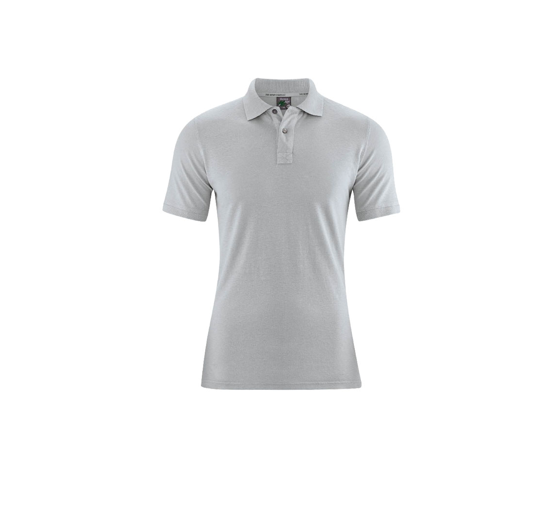 Polo homme en chanvre Polo Mario