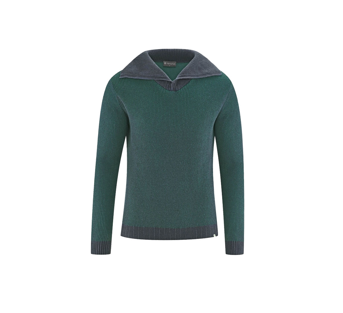 Pull homme col camionneur Pull Troyer